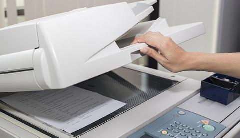сканирование документов в москве